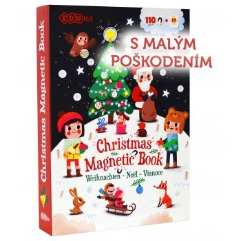 Magneticka-kniha-Vianoce-Christmas-Magnetic-Book-Edukid-Magneticke-knihy-s-magnetkami