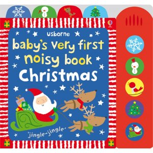 Babys Very First  noisy book  - Christmas