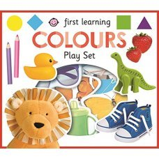 Colours First Learning Play Sets