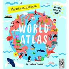 Scratch and Learn World Atlas