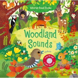 Woodland Sounds, w. Sound Panel