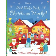 First Sticker Book - Christmas Market