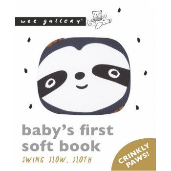 Friendly-Faces-Soft-Book-Swing Slow-Sloth-Wee-Gallery-Surya-Sajnani