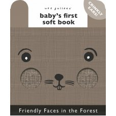 Friendly Faces Forest Babys First Soft Book