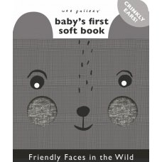 Friendly Faces in the Wild Babys First Soft Book