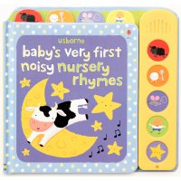 Babys Very First Noisy Nursery Rhymes