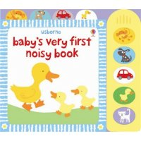 Babys very first noisy book
