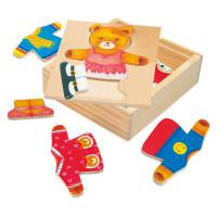 Puzzle Medvedica
